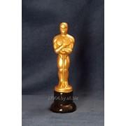 Статуэтка Оскар высота 20 см фото