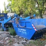Вывоз строительных и крупногабаритных отходов фото