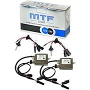 Комплект ксенона MTF Light 50W H7 (4300K) с колбами Philips фото