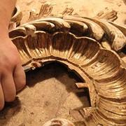 Реставрация любых деревяных изделий фото