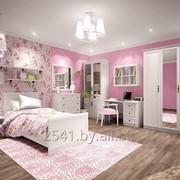 """Набор мебели для молодежной комнаты """"Данте"""" фото"""
