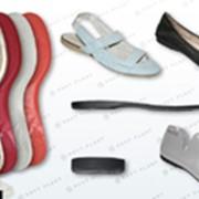 Подошвы обувные фото