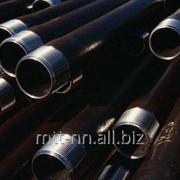 Труба обсадная 219x12.7 тип замка Баттресс, по ТУ 39.0147016-63-96, группы прочности Д, К, Е, Л фото