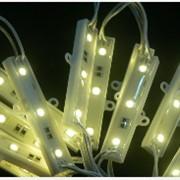 Модули светодиодные Rishang 5050, 4-х диодные фото