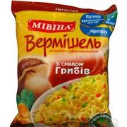 Вермишель Мивина со вкусом грыбов фото