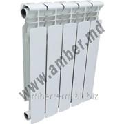 Биметаллические радиаторы 570x80x80 мм фото