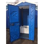 Аренда мобильной туалетной кабины (биотуалета) фото