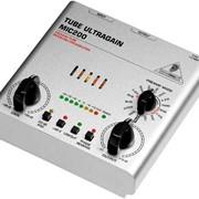 Микрофонный предусилитель Behringer Mic200 Tube Ultragain фото