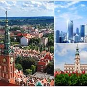 Заказ авиабилетов. Чехия, Австрия, Германия, Венгрия, Словакия, Польша фото