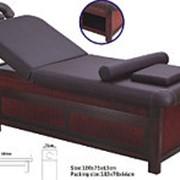 Стационарный массажный стол деревянный KO-6-1 Aisha фото