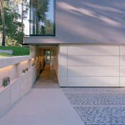 Аллюминиевые секционные ворота, Гаражные секционные ворота фото