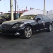 Автомобиль Lexus LS 460L Ottoman, Автомобили легковые представительского класса, Легковые автомобили представителького класса (F) фото