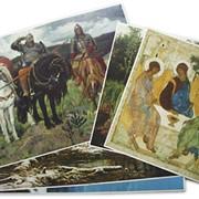 Набор репродукций Изохрестоматия русской живописи фото