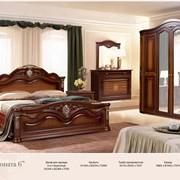 Спальный гарнитур - Соната фото