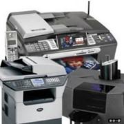 Сервисное и техническое обслуживание оргтехники, принтера, МФУ, копировальные аппараты фото