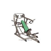 Силовой тренажер В.1012 Жим горизонтальный (мышцы груди) фото