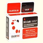 Картридж струйный Colortek BCI24 Color Canon фото