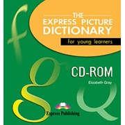 Elizabeth Gray The Express Picture Dictionary for young leaners CD-ROM фото