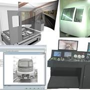 Тренажерный комплекс подготовки специалистов железнодорожного транспорта фото