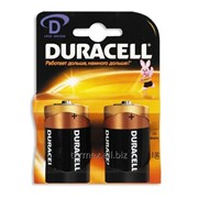 Элемент питания DURACELL LR20-2BL фото