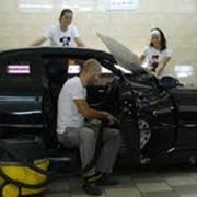 Услуги по предпродажной подготовке автомобилей фото