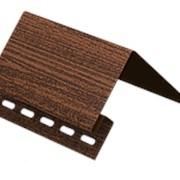 Планка околооконная Ю-Пласт TimberBlock Ель Сибирская фото