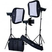 Студийный комплект освещения TFK-300 фото