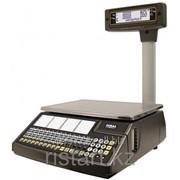 Весы с печатью этикеток Dibal W025T Alpha с дисплеем на стойке фото