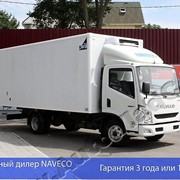 Рефрижератор Naveco C300L (Аналог Hyundai HD78) во Владивостоке фото