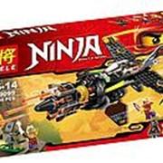 Конструктор Скорострельный истребитель Коула / Ниндзя Го 236 деталей (NinjaGo 79099) фото