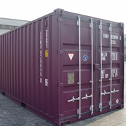Морской контейнер 20 фут фото