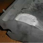 Устранение дефектов в металлах фото