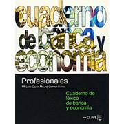 M.L.Capon, C. Llanos Profesionales Cuaderno de lexico de banca y economia фото