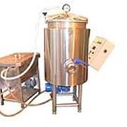 Оборудование для производства сгущенного молока (сгущенки) фото