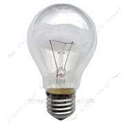 Лампа ЛЗП (общего назначения) 230В 100Вт Е27 прозрачная гофра (100 шт.) №515015 фото