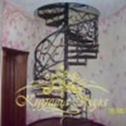 Мебель кованая: лестницы, перила фото