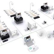 Высокопроизводительная распределенная цифровая система видеонаблюдения FAST фото