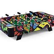 Настольный футбол (кикер) «Derby» (96x52x23см, цветной) фото