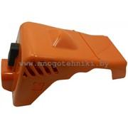 Кожух (дефлектор) верхний для STIHL MS180, MS170, 018, 017 фото