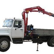Бортовой автомобиль ГАЗ-3309