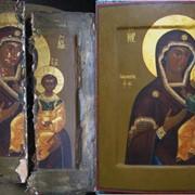 Реставрация икон в Донецкой области фото