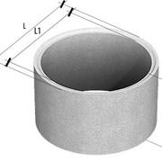 Кільце для колодязя КСЕ 10-3 фото