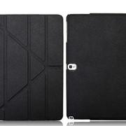 Чехол для Samsung Galaxy Note 10.1 2014 Edition P600 P605 slim rx55 чёрный фото