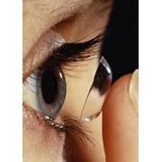 Линзы контактные асферические фото