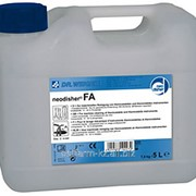 Жидкое щелочное моющее средство, для моечных машинах Неодишер ФА (Neodisher FA) фото