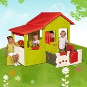 Детский садовый домик с аксессуарами (Smoby) фото