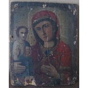 Реставрация икон. фото