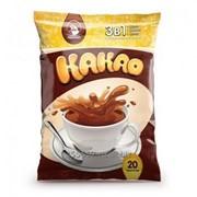 Какао натуральное растворимое порционное фото