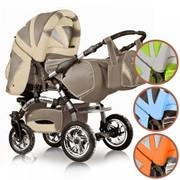 Детская коляска Trans baby Prado Lux фото