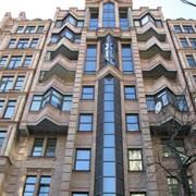 Монтаж оконных и фасадных систем. фото